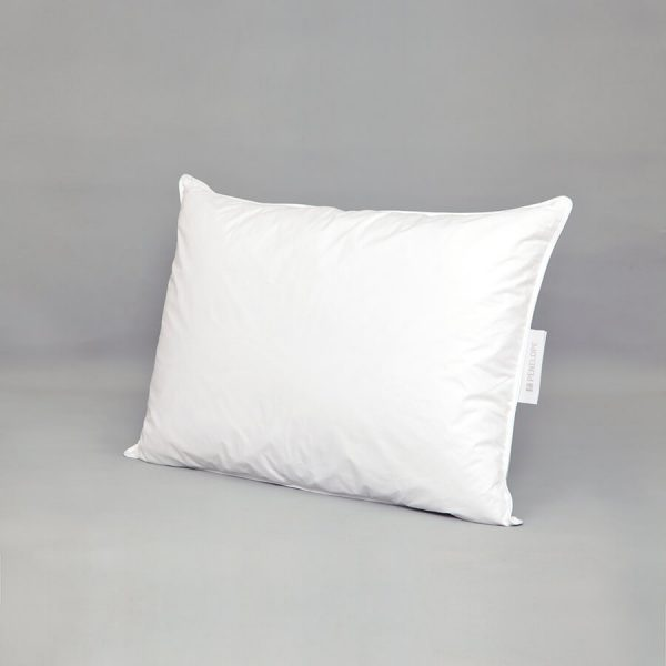 Bronze goose down pillow