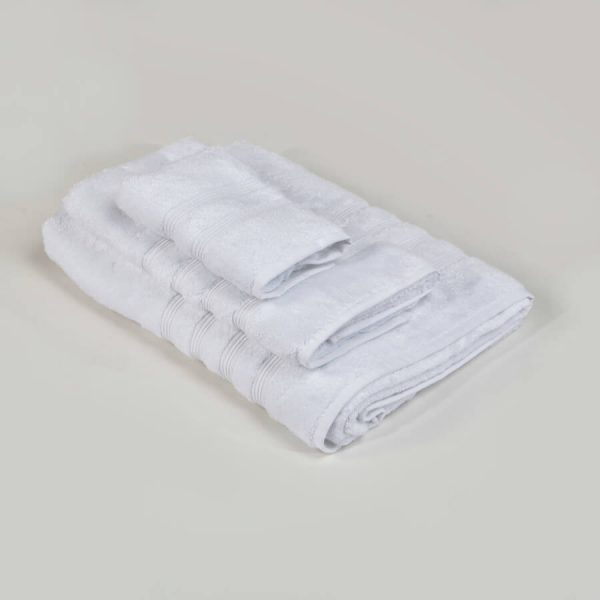 Emira towel white