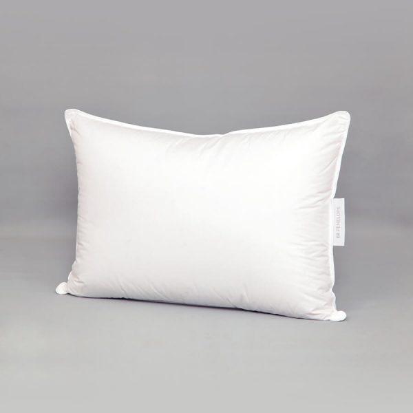 Gold goose down pillow