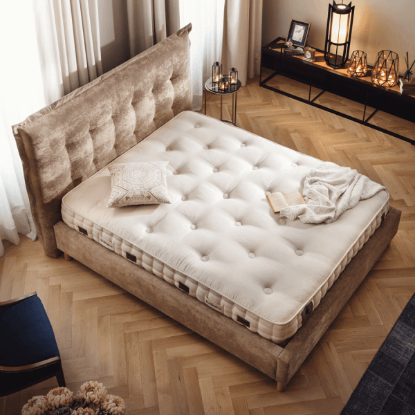 Burlington natural handmade mattress