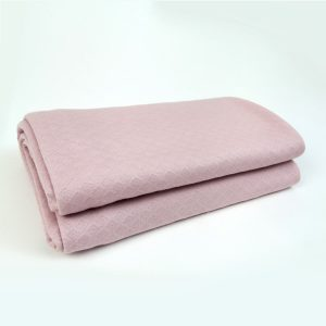 Eliza bambu throw Lilac king size 160x220