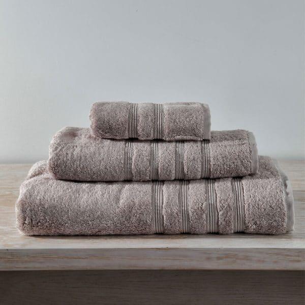 Emira towel light brown