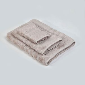 Emira towel light brown