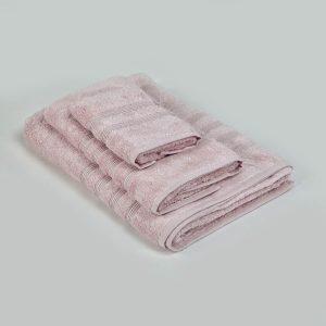 Emira towel pink