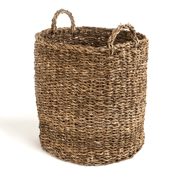 Gusta basket large natural
