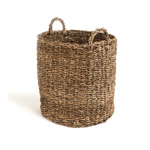 Gusta basket medium natural