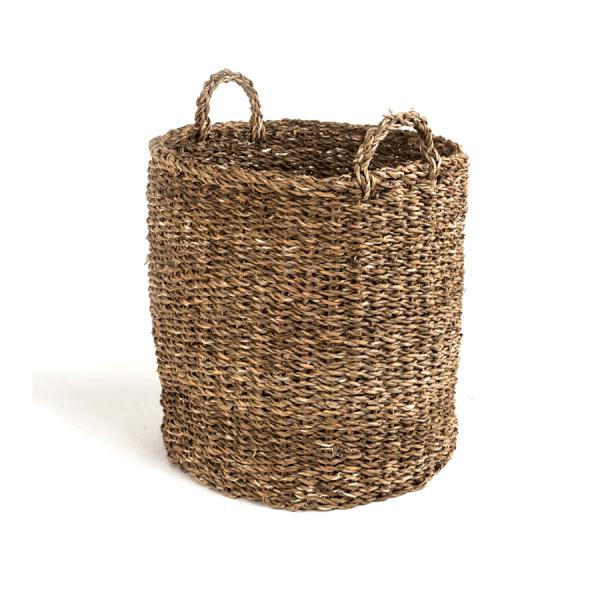 Gusta basket medium natural