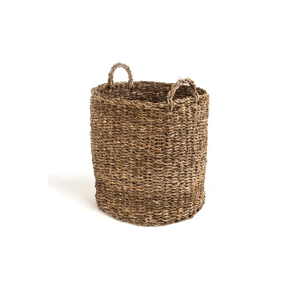 Gusta basket small natural