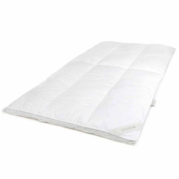 Piume tube goose down mattress topper