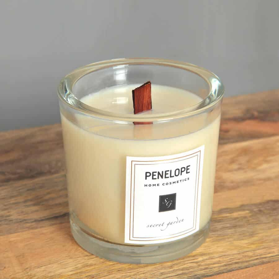 Secret Garden Candle Cream L Penelope Bedroom Uk L Best