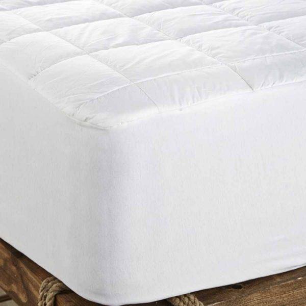 Thermoclean anti mite mattress protector