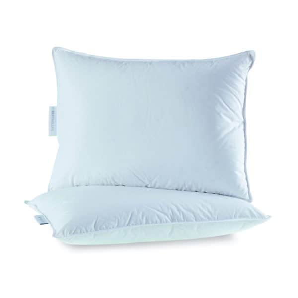twin goose down pillow 1