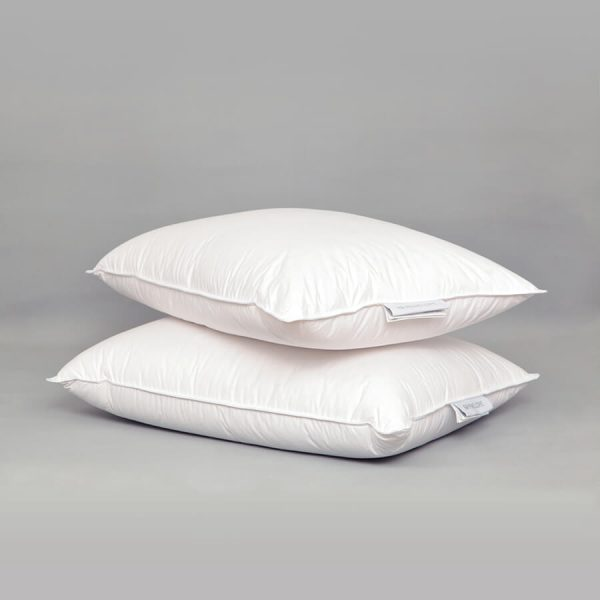 Twin goose down pillow