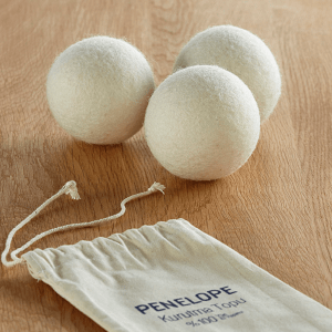 Wolly drying balls