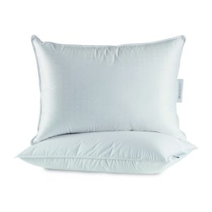 Medallion Luxe goose down side back sleepers pillow 1