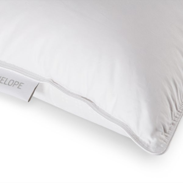 Medallion Luxe goose down side back sleepers pillow 2