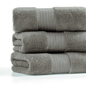 chicago towel warmgrey Fibrosoft®