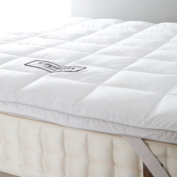 piume classic 30% down box mattress topper